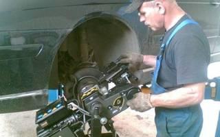 Как проточить тормозной диск не снимая с автомобиля