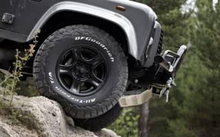 Как подобрать внедорожные шины