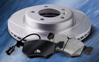 Как обозначается диск тормозной