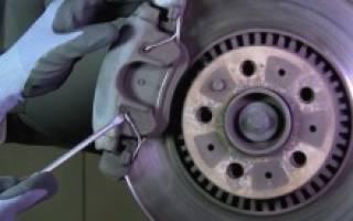 Как узнать размер тормозных дисков на вольво хс90
