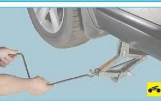Как поменять задний тормозной диск на ниссан кашкай