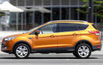 Какой типоразмер зимних шин подойдет для ford kuga 2013