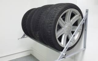 Как должны храниться шины