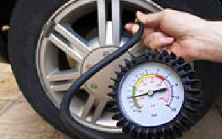 Какое должно быть давление в шинах волга газ 31 105