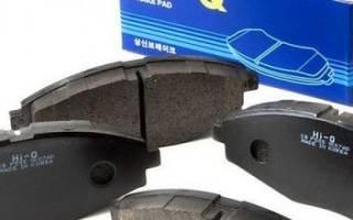 Как менять тормозные диски на матизе