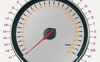 Как рассчитать индекс нагрузки грузовых шин