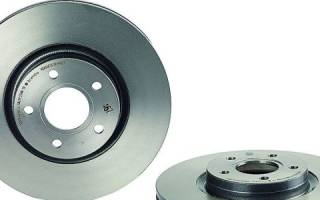 Как поменять тормозные диски на форде транзит