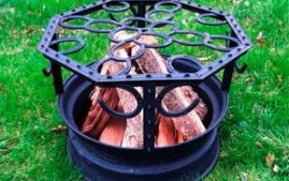 Как сделать колесный диск