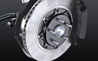 Замена тормозных дисков как часто