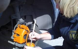 Как покрасить тормозные диски на авто