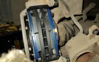 Как снять тормозной диск на hyundai i30