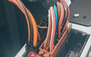 Как подключить магнитолу к кан шине фольксваген поло седан