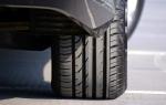 Какие шины должны быть на одной оси