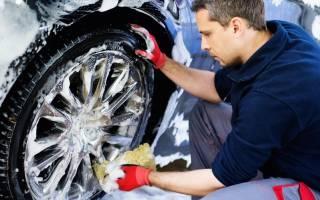 Как очистить колесные диски от нагара