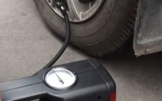 К каким последствиям ведет эксплуатация шин с избыточным давлением воздуха