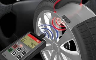 Датчики давления в шинах как поменять резину