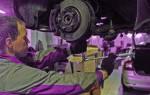 Как снять буртик с тормозного диска