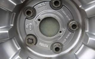 Как обозначается ширина диска колесного