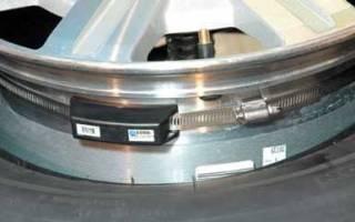 Как узнать есть ли датчик давления в шинах