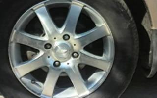 Какие шины и диски шевроле лачетти