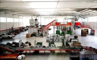 Как открыть завод по переработке шин