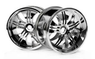 Как делаются колесные диски