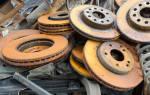 Как очистить тормозные диски от нагара