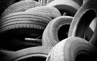 Как утилизируются шины