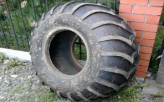 Как сделать болотоход на шинах низкого давления