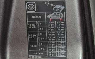 Как мерять давление в шинах