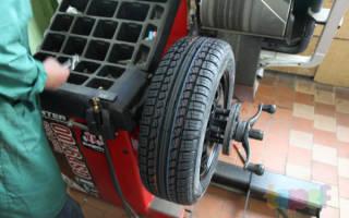 Как балансировать шины