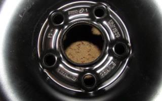 Какие шины подойдут на шевроле круз