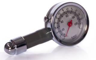 Манометр для измерения давления в шинах какой выбрать