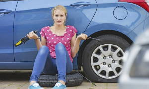Как сделать ежа для прокола шин