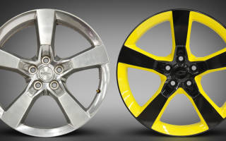 Как покрасить ржавые колесные диски