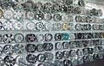 Как восстановить колесные диски