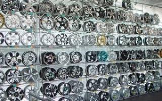 Как восстановить колесный диск