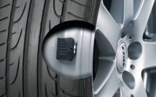 Как устроен контроль давления в шинах