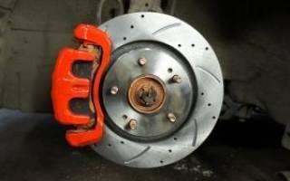 Как определить менять тормозной диск или нет